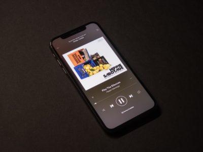 2018/19 – La playlist Spotify de la semaine